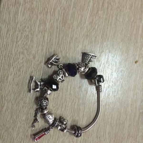 мой браслет,который собираю.правда немного миксованный.