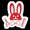Красный кролик