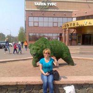Татьяна Ангарская