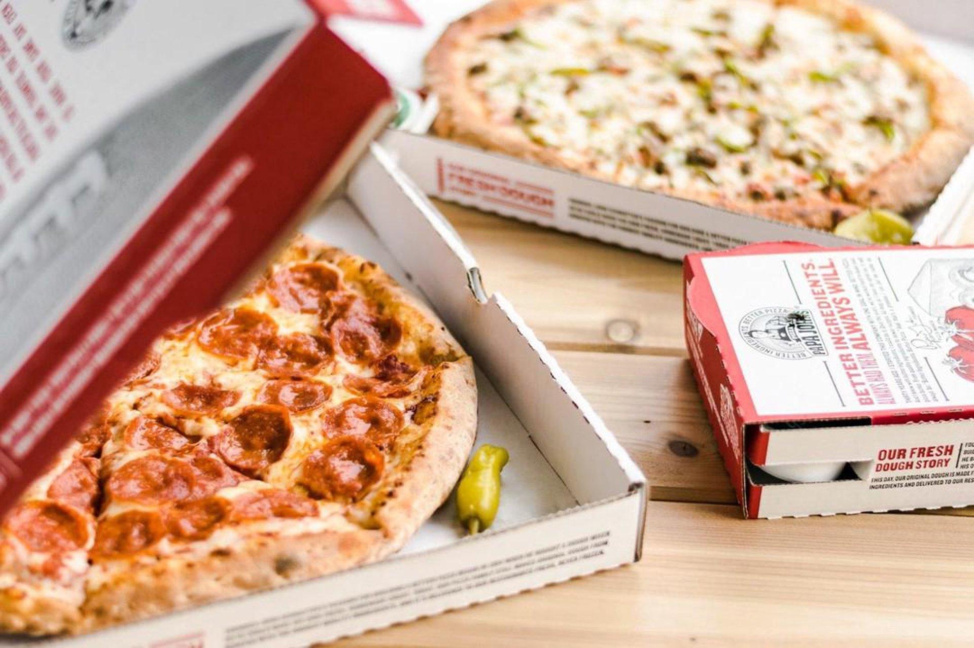Экскурсия на кухню пиццерии «Папа Джонс»!
