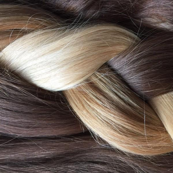 А какой цвет волос хотите себе Вы? У нас самый широкий выбор волос для наращивания в Новосибирске!