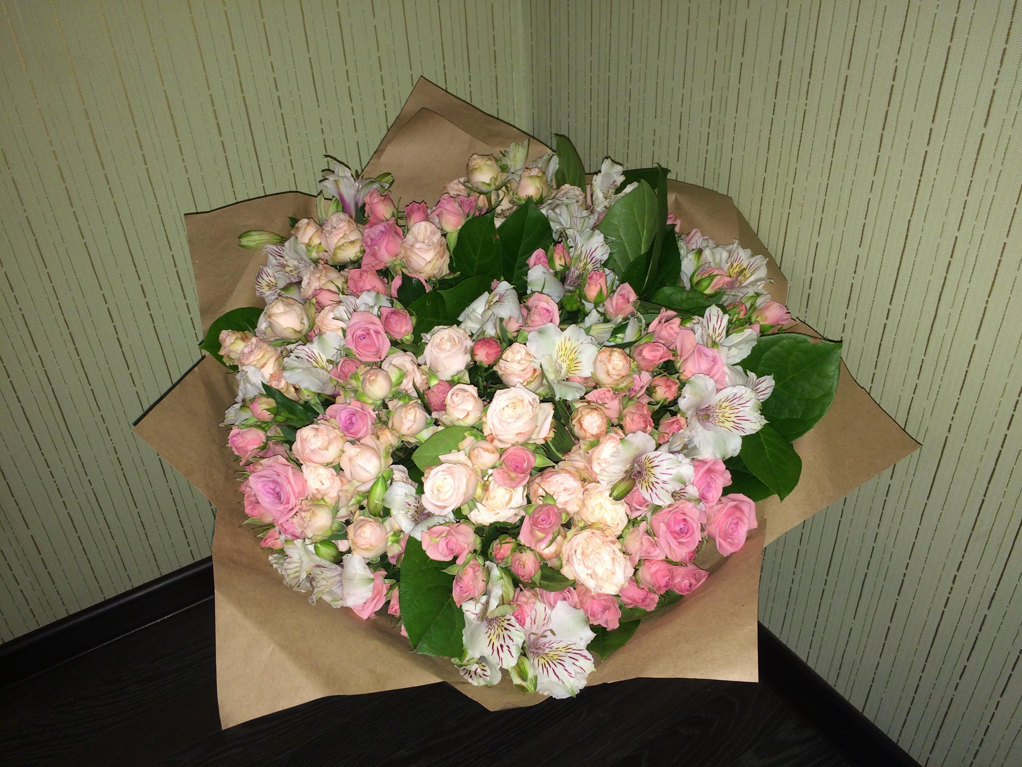 Цветы под заказ новокузнецк