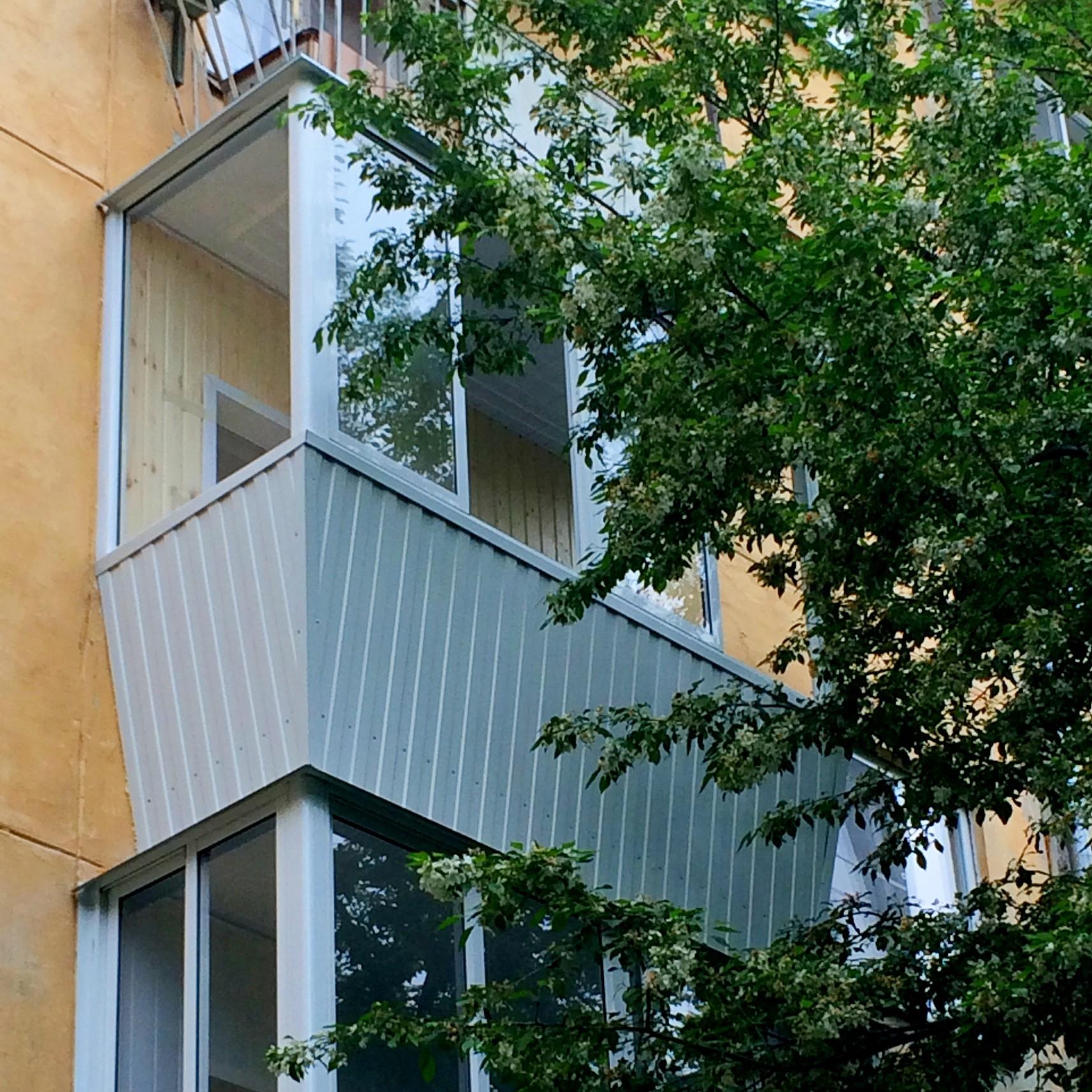Остекление балконов аврора остекление балконов европейские окна