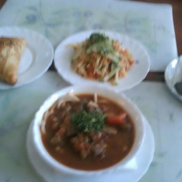 постоянный обед