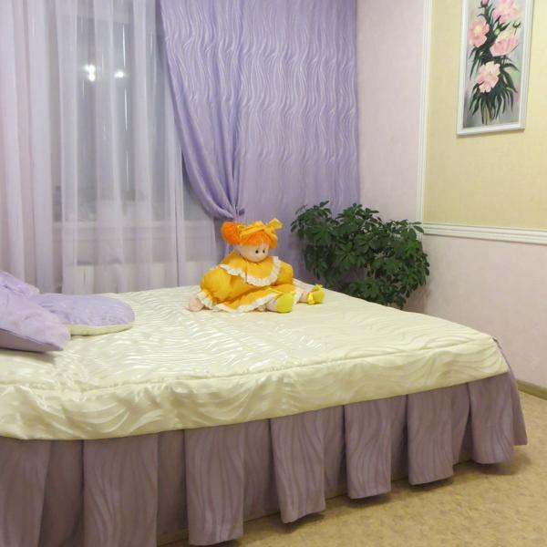 """Моя новая спальня,шторы, покрывало и подушки, все сшито  на заказ в """"Домашнем текстиле"""""""