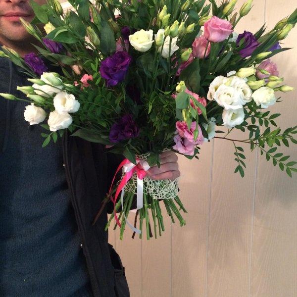 Доставка цветов на академической, игольчатых
