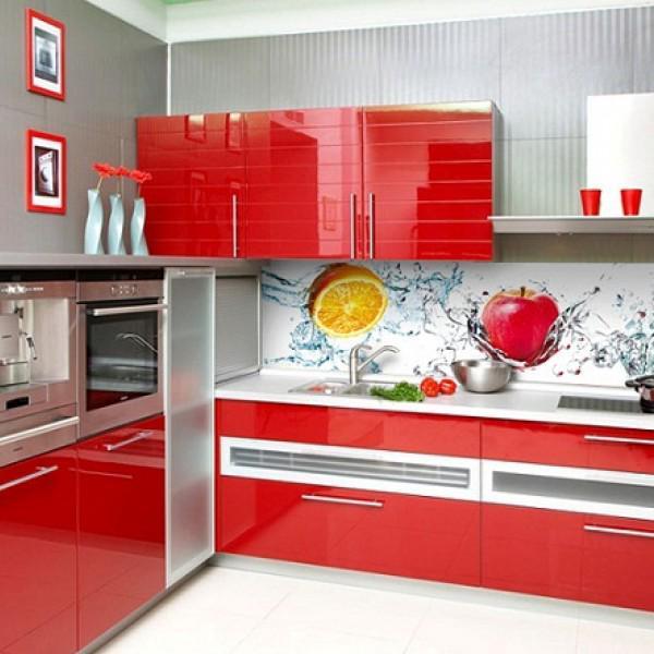 вот и готова моя кухня!