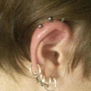 Собственно, моё правое ухо :D