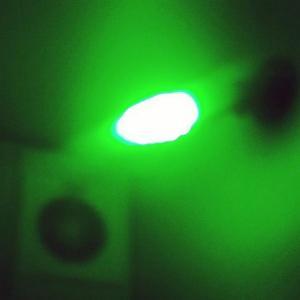 Зеленая лампа существует!