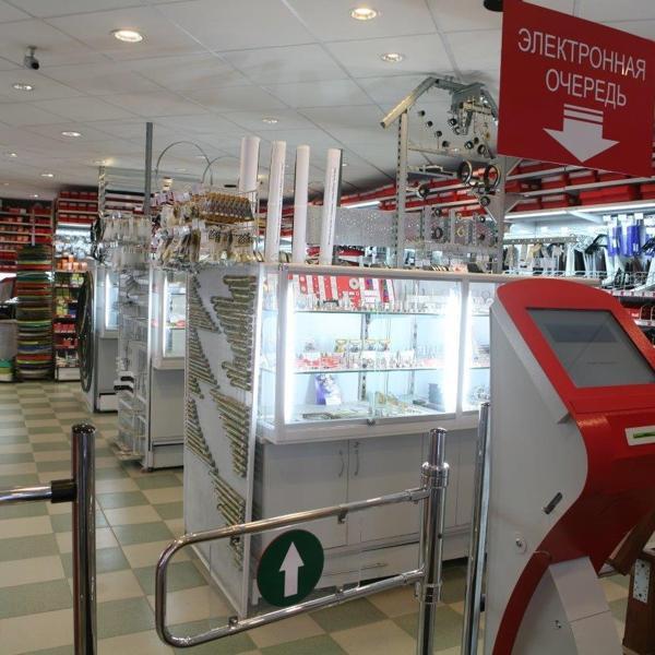 Торговый Зал на Долорес Ибаррури, 30. Фото 1.