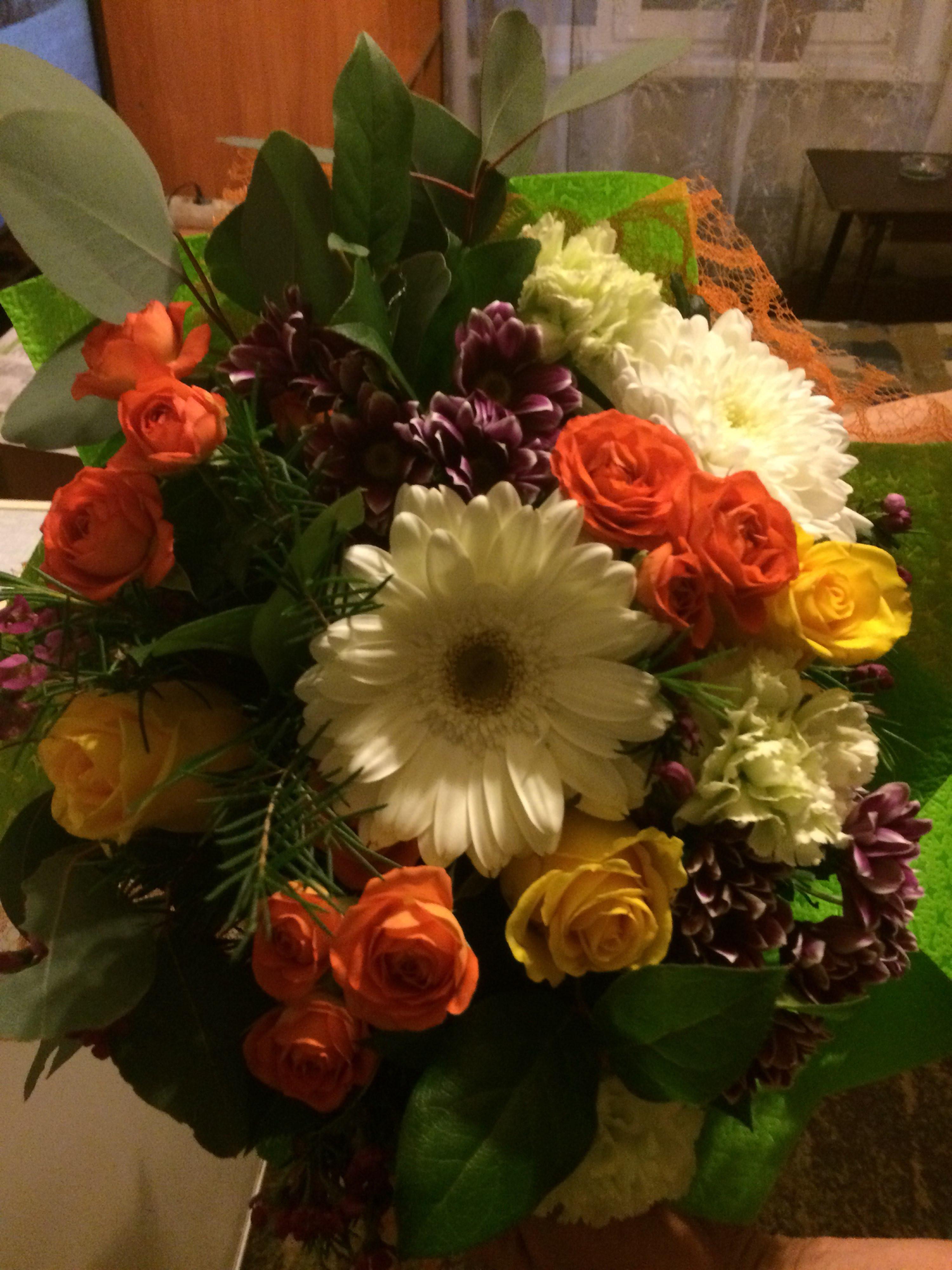 Букет цветов картинки фото в квартире