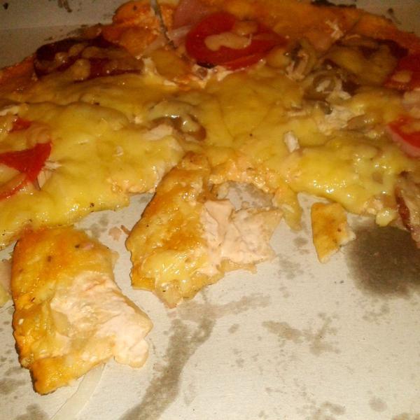Пицца OLA.