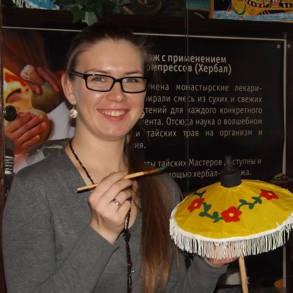 Роспись в ясельном стиле)))