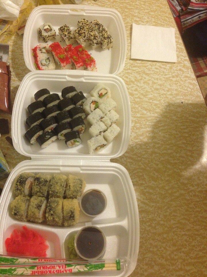 Адрес кушай суши киров