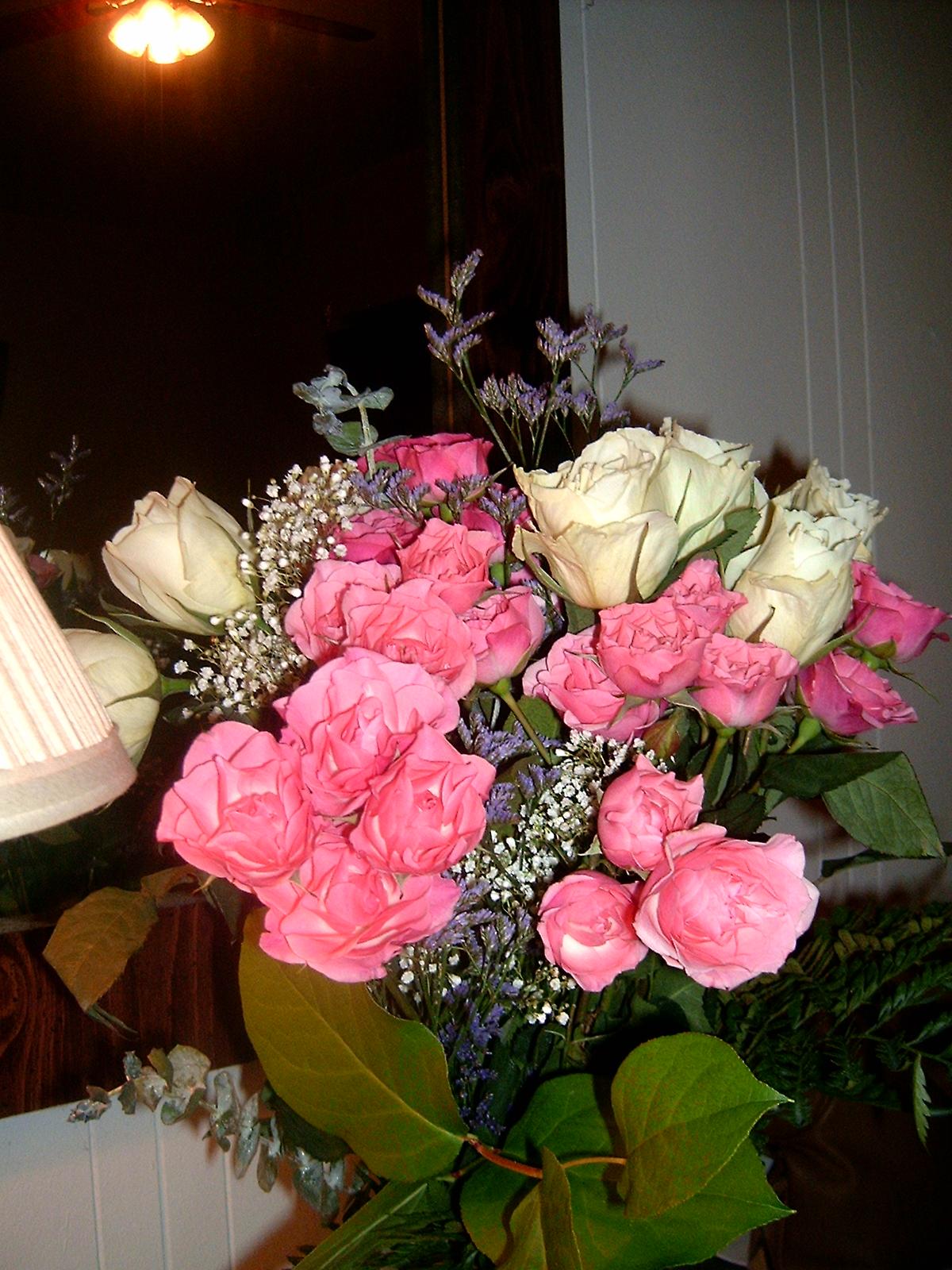 торта фото цветов на столе дома много лет ява