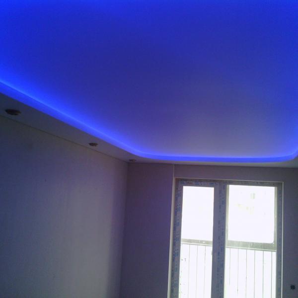 Мой новый потолок!