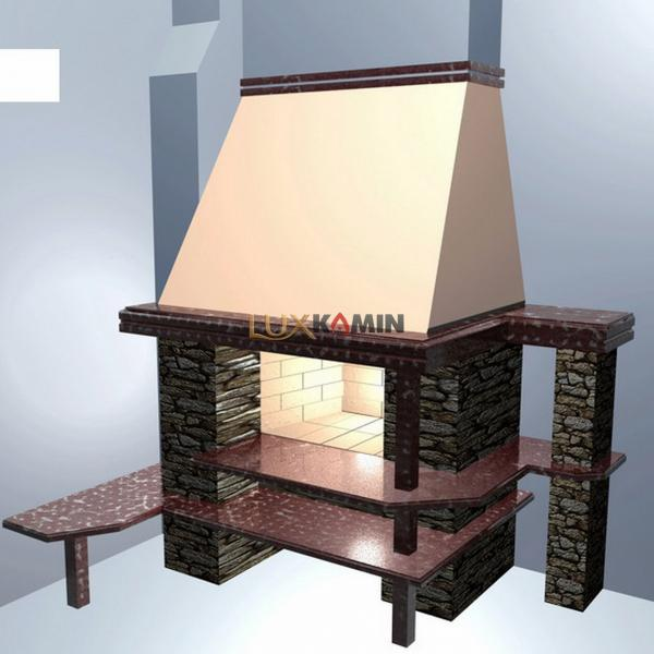 Дизайн проект от LuxKamin.com