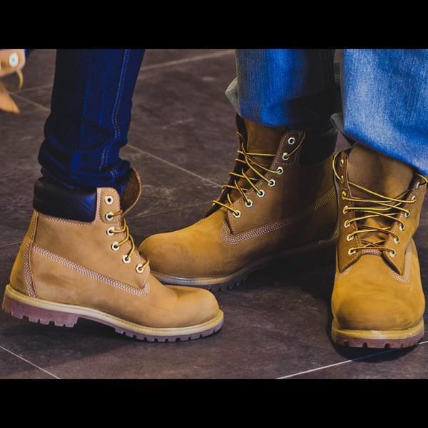 За безупречный стиль желтые ботинки Timberland стали экспонатом Лондонского музея Дизайна!