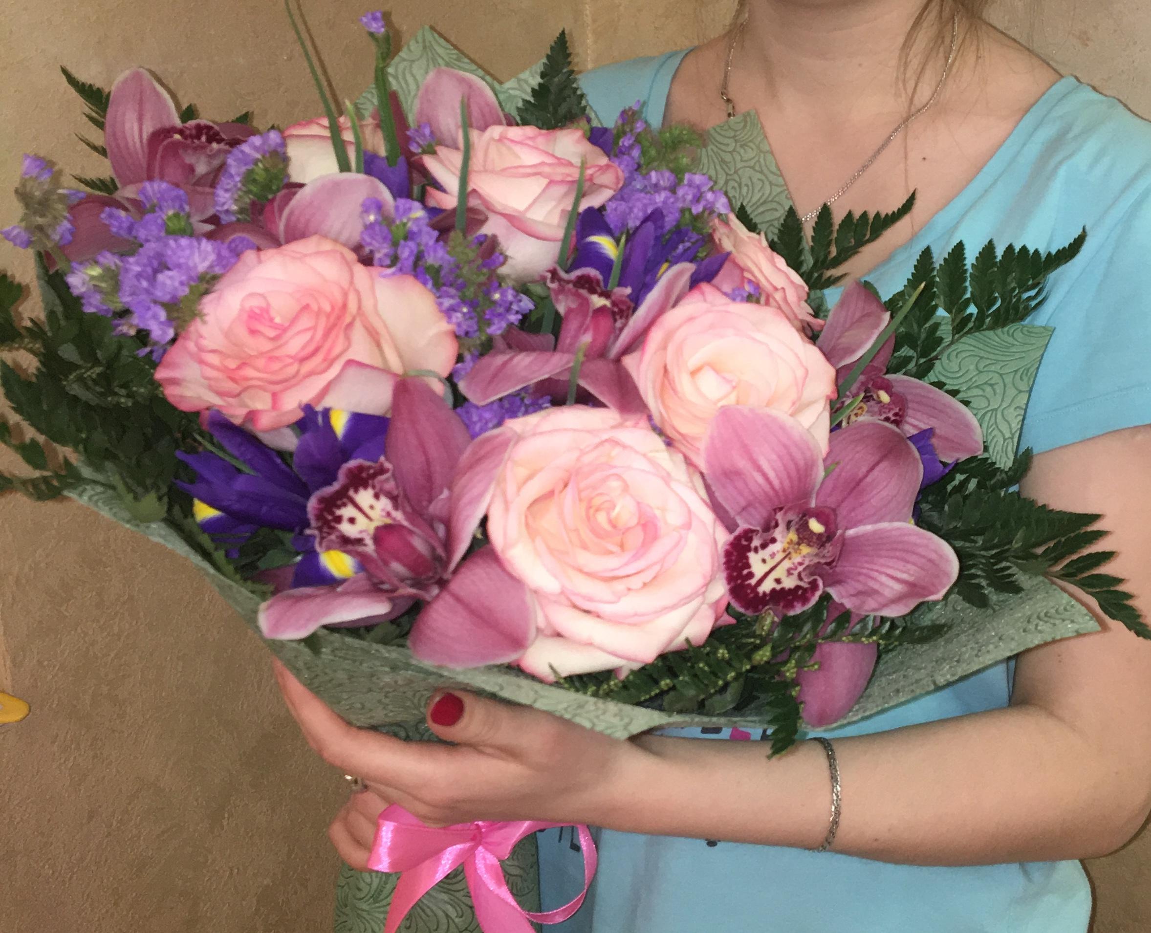 Доставка цветов новосибирск отзывы