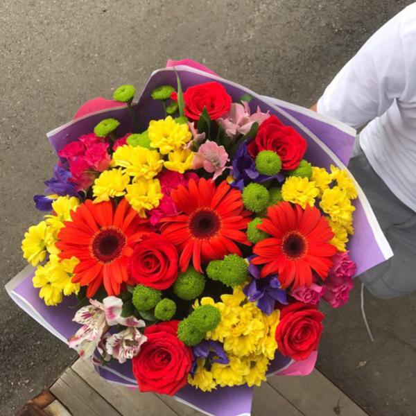Доставка цветов в стерлитамаке на черноморской, букет для