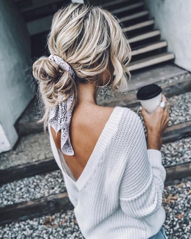 Картинки фото блондинки со спины
