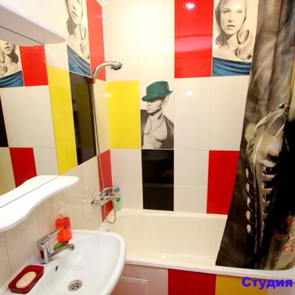 Ремонт ванной под ключ. Цена ремонта - 48 000 руб.