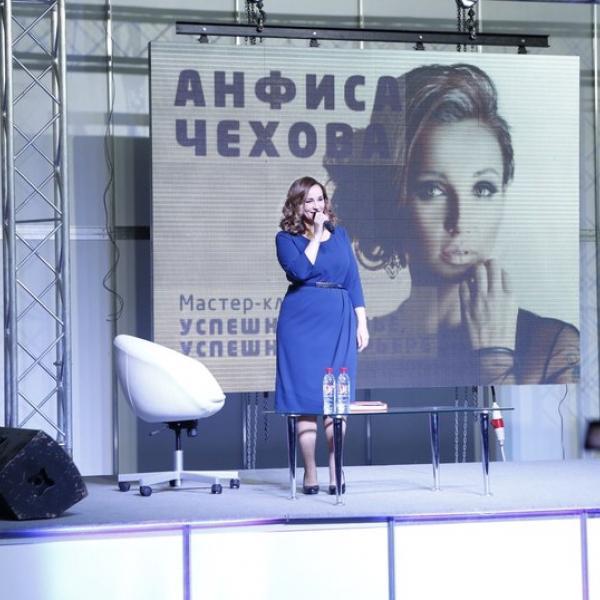 Мастер-класс Анфисы Чеховой. Прошел очень конструктивно и душевно.