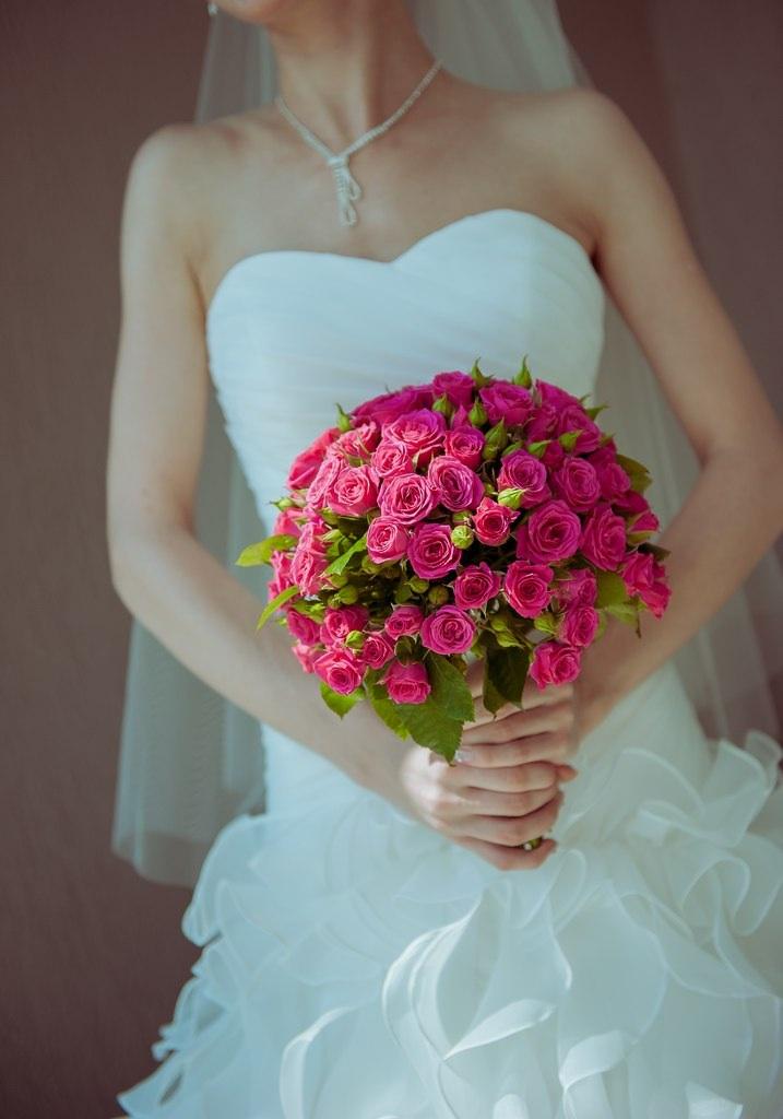 Букеты невесты 1000