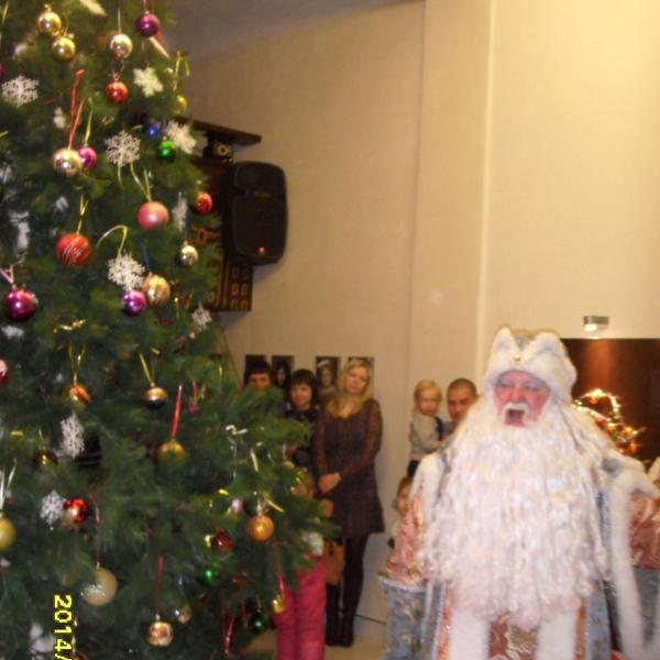 Дед Мороз )))