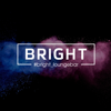 Bright lounge bar