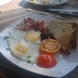 Баварский и Английский завтраки