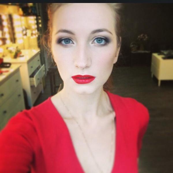 Результат одного из макияжа)Директор агентства Ухалова Любовь