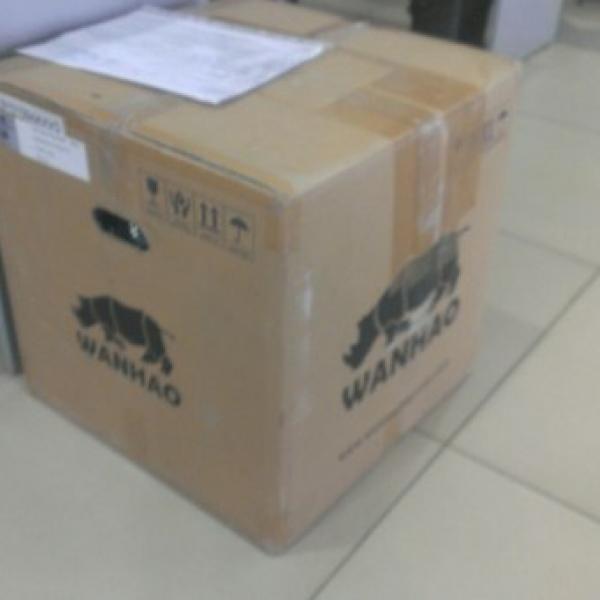 Сама коробка с принтером