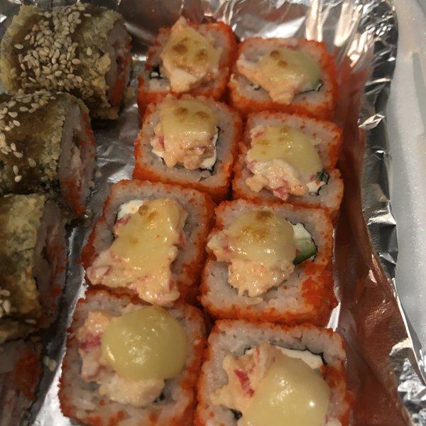 ENJOY СУШИ доставка суши Новосибирск | ВКонтакте