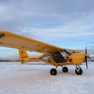 Там очень много самолетов: от таких маленьких желтых до настоящих больших, спортивных! Впечатлило:)