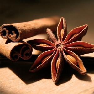 fiery cinnamon