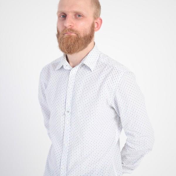 Геннадий - преподаватель бизнес- английского