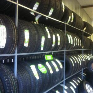 Большой выбор шин и моторных масел