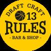 13 RULES Bar & Shop