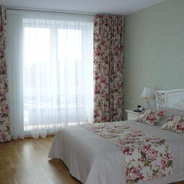 Многие предпочитают в интерьере мягкие, простые и натуральные шторы из хлопка. ...
