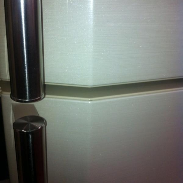 Вот он, вот он кусочек холодильника моей мечты!