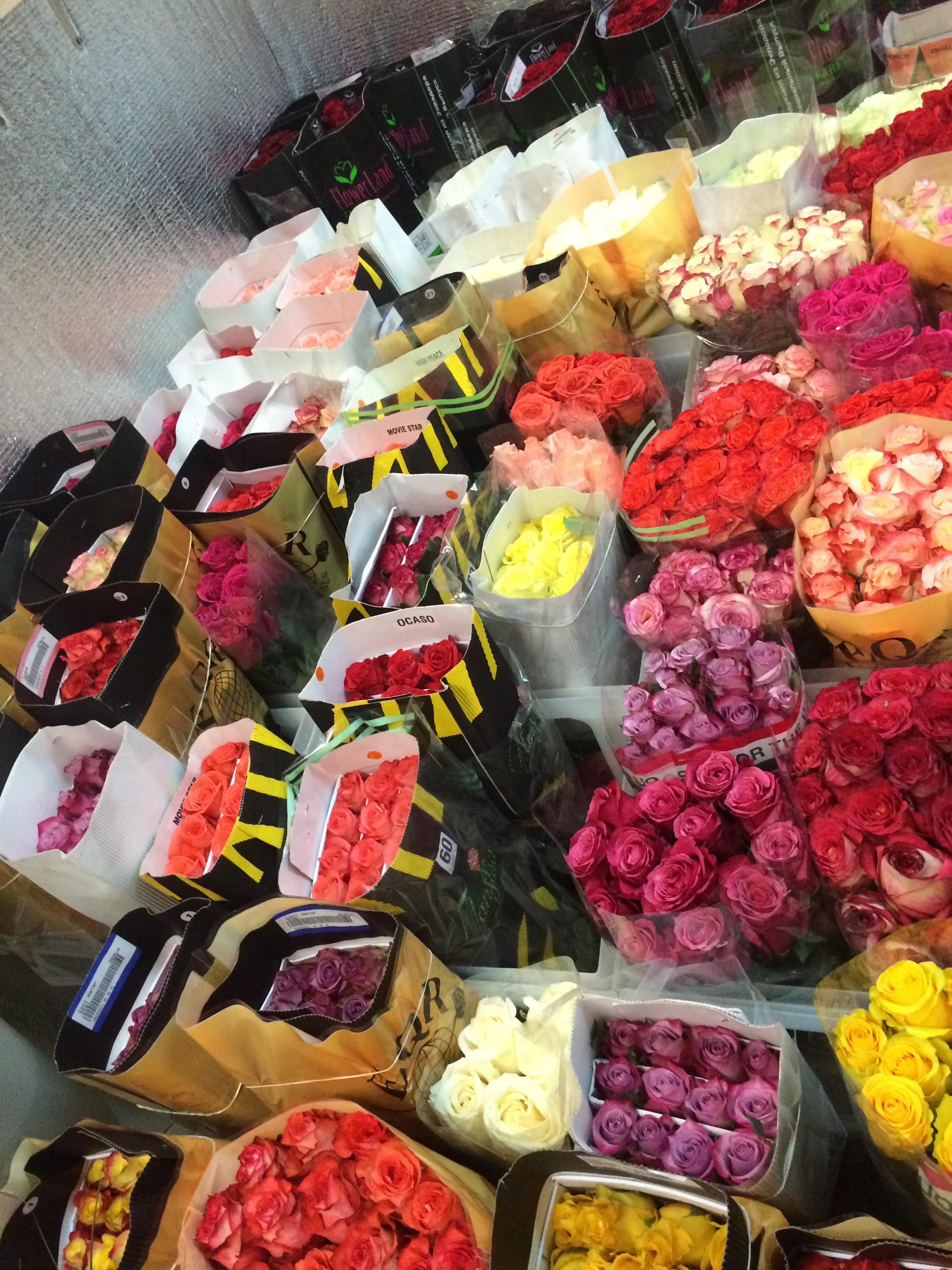 Оптовая база цветов 1