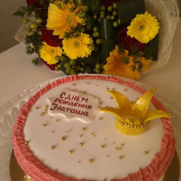 мой тортик))