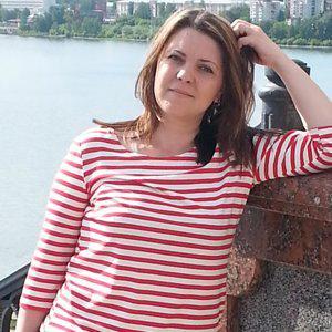 Татьяна Горнова