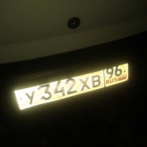Водитель на этой машине взял лишние 100 рублей за заявку.