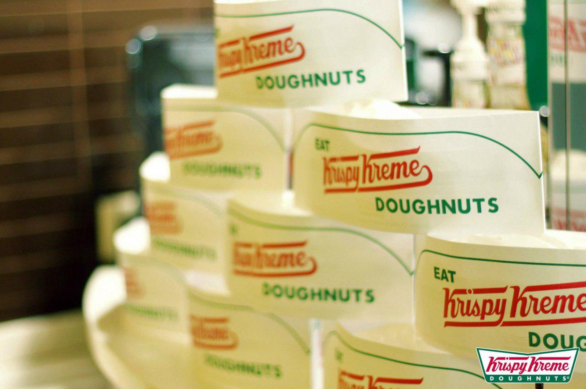 Идём на экскурсию в Krispy Kreme. Присоединяйтесь!