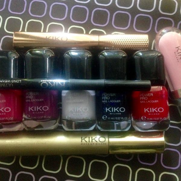 Kiko milano отзывы о косметике