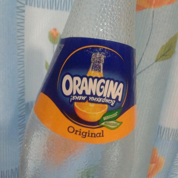 наконец-то нашла эту газировку в бутылке =)