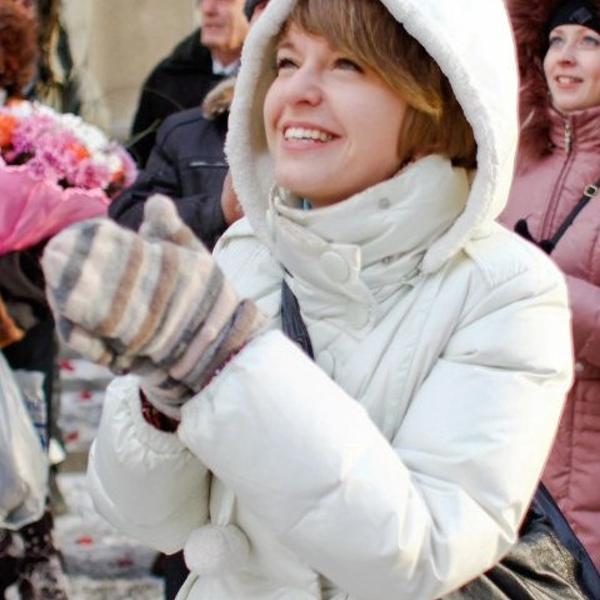 Анна Воронина, журналист