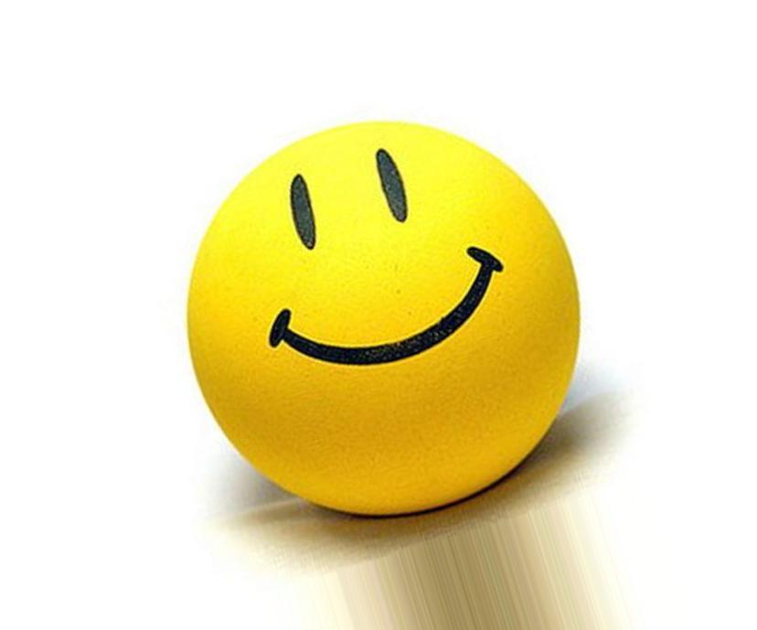 картинка смайлик хорошего настроения